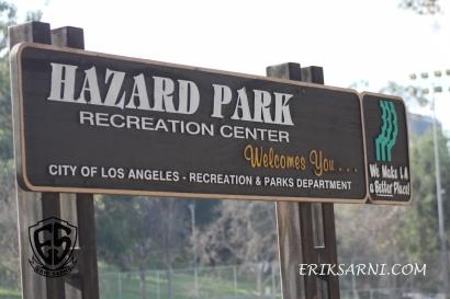 Diamond Supply Co. Skate Plaza Hazard Park