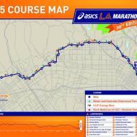 L.A Marathon Crash Ride 2015