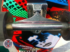 Independent truck Co. Mark Gonzales Vision Skateboards