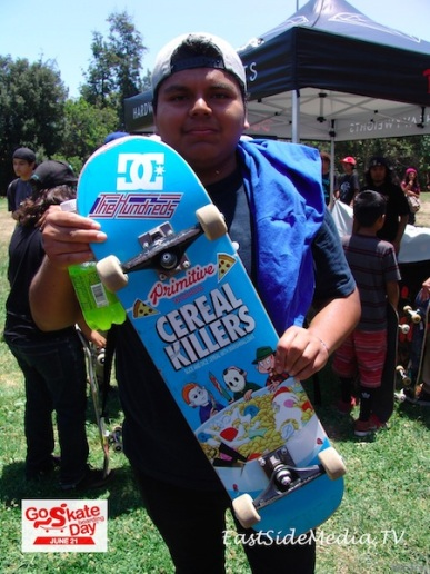 Cereal Killers Primitive Skateboards