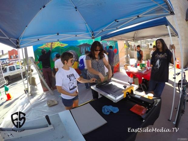 EastSide Sol Solar Powered Festival