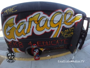 The Garage Lounge Skate Shop