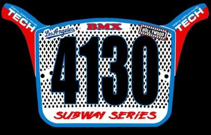BMX 4130 Subway Series