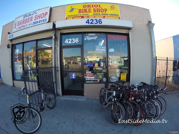 Orion Bike Shop - East LA
