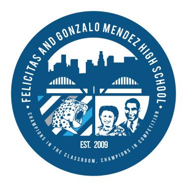 mendez highschool logo