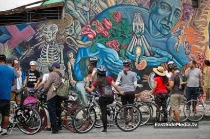 East Side Mural Ride