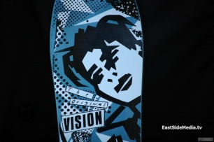 Mark Gonzales Vision Skateboards 80s