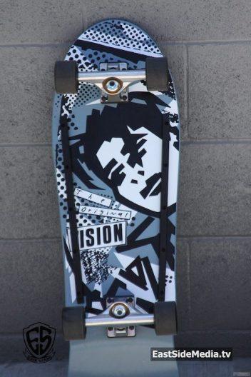Vision Skateboards Mark Gonzales