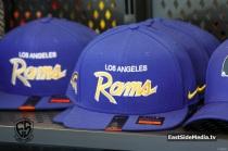 LA Rams Hats - Nike East Los