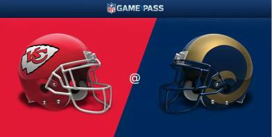 LA Rams vs KC Chiefs 2016