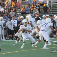 Montebello hosts Garfield, Rosemead in football scrimmage