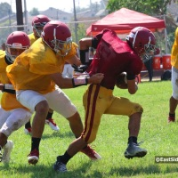 Roosevelt Rough Riders Red & Gold Scrimmage 2017