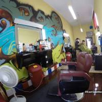 Avila Prodigy Barber Shop in East LA
